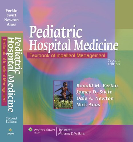Pediatric Hospital Medicine: Textbook Of Inpatient Management front-865497
