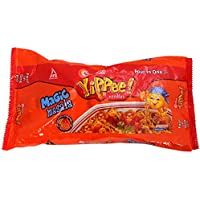 Sunfeast Yipee Noodles - Magic Masala (Four in One), 280g Pouch