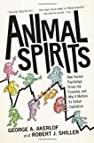 Cover of Animal Spirits by George A. Akerlof Robert J. Shiller 069114592X
