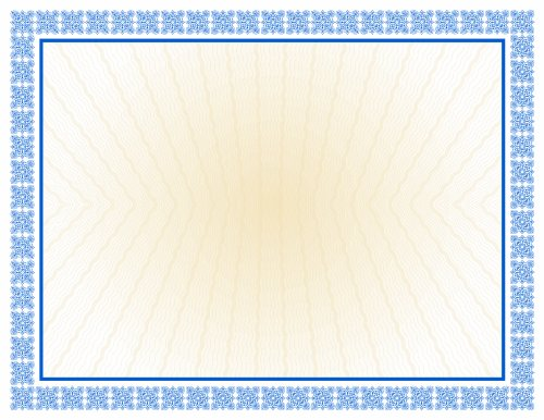 greatpapers com templates - westminster blue parchment certificates 100 sheets home