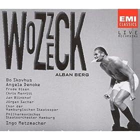 Wozzeck � Oper in 3 Akten, Dritter Akt: Das Messer? Wo ist das Messer? (4. Szene: Wozzeck - Hauptmann - Doktor)