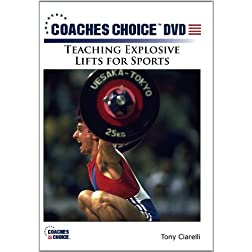 Teaching Explosive Lifts for Sports