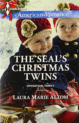 Image of The SEAL's Christmas Twins (Harlequin American Romance\Operation: Family)