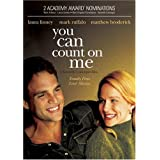 You Can Count on Me ~ Laura Linney