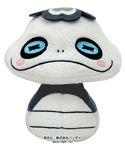 Yokai-watch Kuttari stuffed's Nyan Tsuchinokopanda - 1