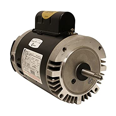 A.O. Smith Century Full Rate 1HP 3450RPM C-Face Pool Pump Motor / B128
