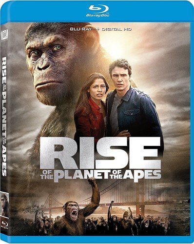Blu-ray : Rise of the Planet of the Apes (Digitally Mastered in HD, Pan & Scan)