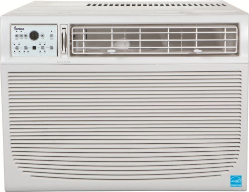 Impecca 25,000 BTU Window Air Conditioner, Energy Star 9.4 EER with Remote Control