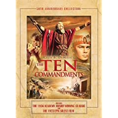 The Ten Commandments (50th Anniversary Collection)