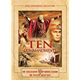 The Ten Commandments (Three-Disc 50th Anniversary Collection) ~ Theodore Roberts