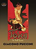 Tosca in Full Score (Dover Music Scores) (048626937X) by Puccini, Giacomo