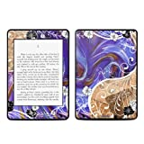 Kindle Paperwhite skin - Purple Wave - High quality precision engineered removable adhesive skin for the Amazon Kindle Paperwhite (Wifi / 3G) 6