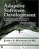 cover of Adaptive Software Development