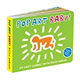 img - for Keith Haring Pop Art Baby! Board Book book / textbook / text book