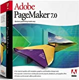 Adobe PageMaker 7.0.2 Upgrade German (PC DVD)