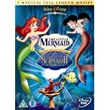 The Little Mermaid/The Little Mermaid 2 - Return To The Sea [DVD]by John Musker