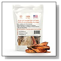Sweet Potato Strips - Best Natural Rawhide Alternative Dog Treat - USA Made Dog Chews by TickledPet (Sweet Potato , 16 oz)