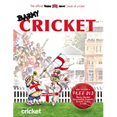 Barmy Cricket: The Official Barmy Army Book of Cricket