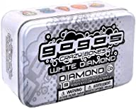 Gogos Crazy Bones White Diamond Tin w…