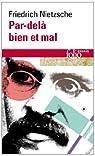 Par-delà le bien et le mal par Nietzsche
