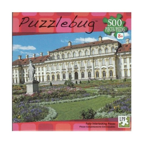 Puzzlebug 500 Pieces New Castle Schleissheim, Bavaria, Germany