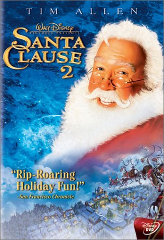 Cover art for  Santa Clause 2 (Widescreen Edition)