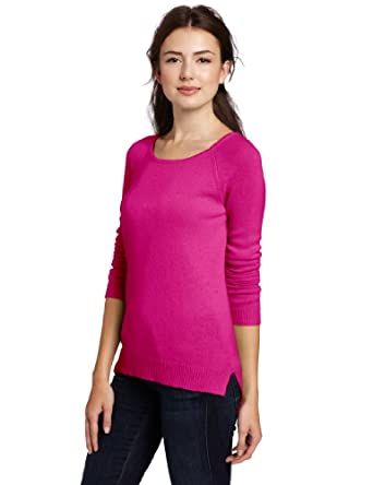Christopher Fischer Women's 100% Cashmere 女士羊绒衫三色$49.17 未更新