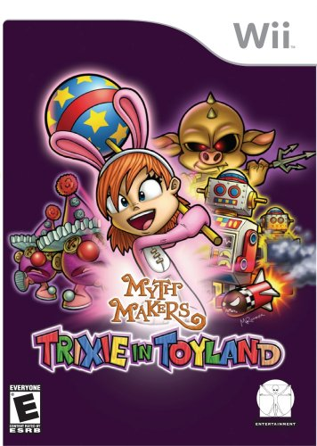 Myth Makers: Trixie in Toyland - Nintendo Wii - 1