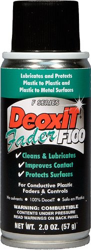 DeOxit vs CarQuest Quick Dry Electronic Cleaner | Audiokarma