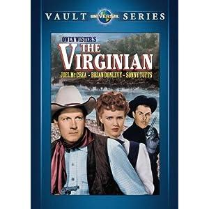 The Virginian (Universal Vault Series) movie