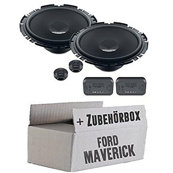 Ford maverick avant-arrière 2 hertz dieci dSK 170.3 16 cm-kit 2 voies