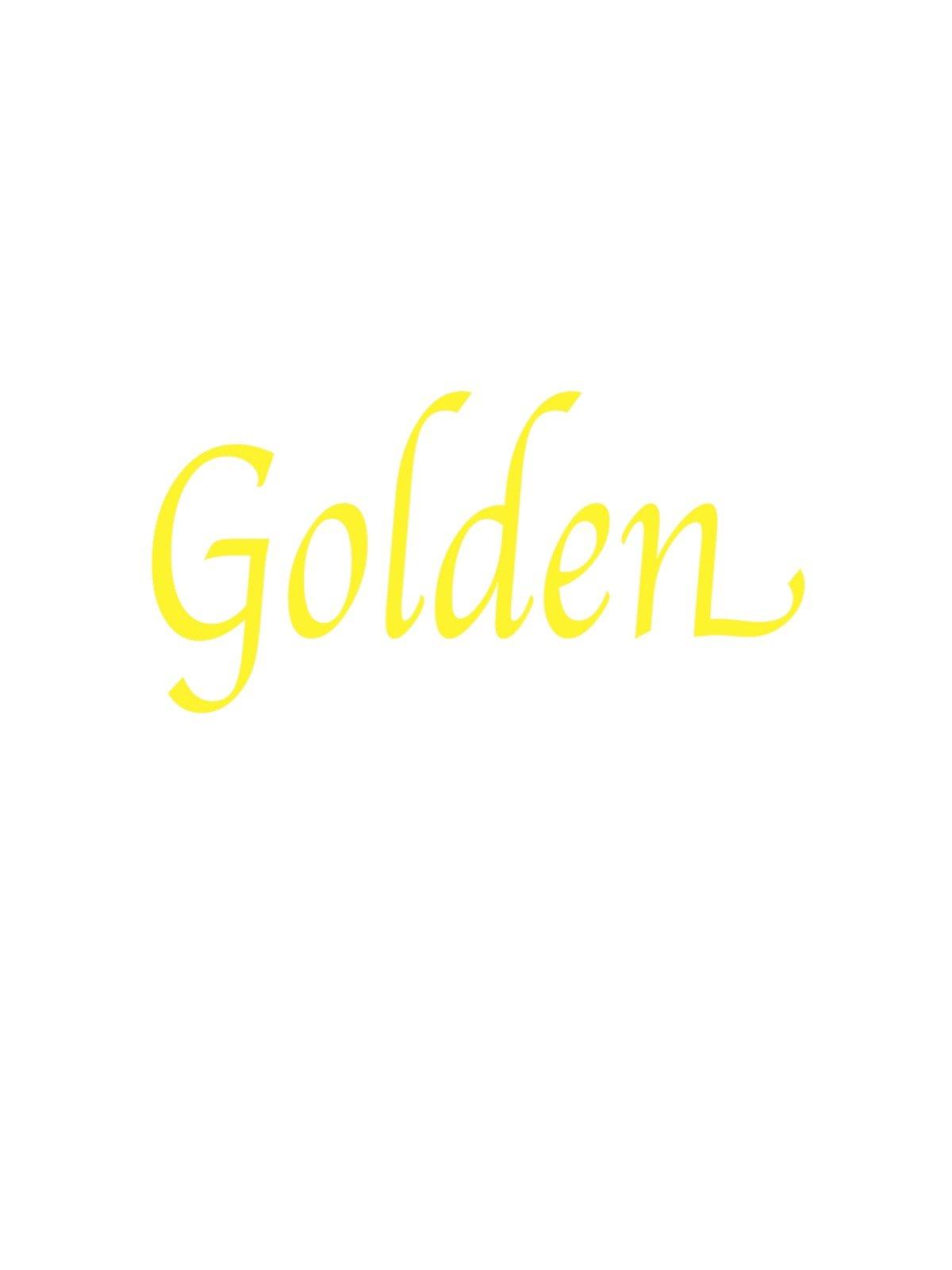 Golden on Amazon Prime Instant Video UK