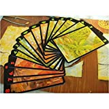 Lost Cities Board Game Card For Gathering Party by 24/7 store