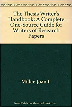 research paper handbook your complete guide The mla handbook for writers of research papers  bedford handbook, 8th ed, this has start your research / faculty  research papers a complete guide 14th.