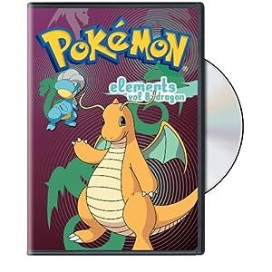 Pokemon Elements, Vol. 8: Dragon movie