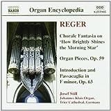 Reger - Organ Works Vol 4