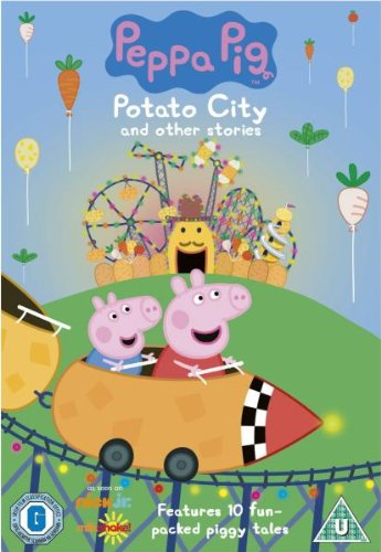 Peppa Pig - Potato City (Vol 14) [DVD]