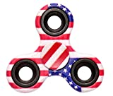#8: Art N Soul America American Flag Fidget Spinner,Multicolor