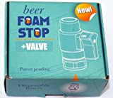 Beer Foam Stop Unit - Bar Pub Equipment - Keg Valve Cellarbuoy -Draft Foam Control Beer Regulator