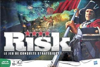 MB jeux - Jeu de stratégie - Risk