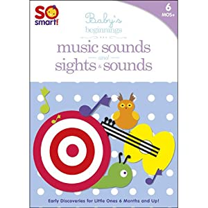 So Smart! Baby's Beginnings V.1: Sights & Sounds; Music Sounds
