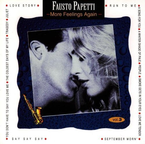 Fausto Papetti - More Feelings Again By Fausto Papetti (1996-04-29) - Zortam Music