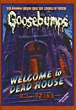 R. L. Stine Welcome to Dead House (Goosebumps)