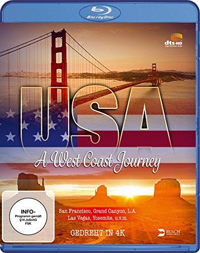 USA A West Coast Journey Blu ray Edizione Germania PDF
