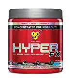 BSN Hyper FX - Concentrated Energy Formula Blue Raz 11.42 oz