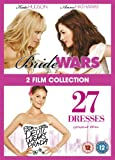 Bride Wars/27 Dresses [DVD]