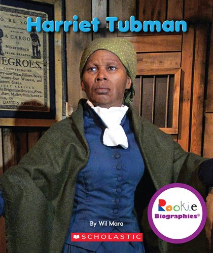 Harriet Tubman (Rookie Biographies)