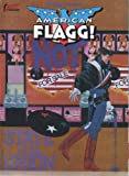 """American Flagg! State of the Union"" av Howard Chaykin"