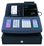 Sharp Electronics XEA206 Cash Register