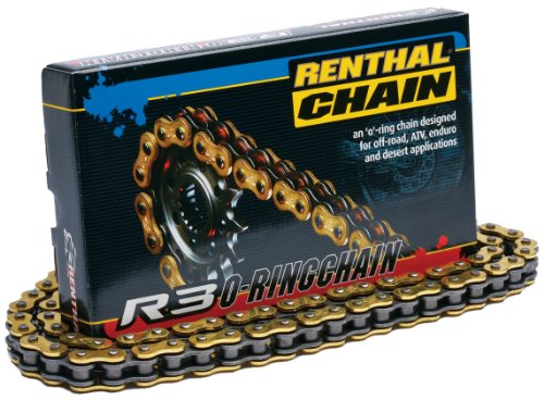 Renthal C291 R3-2 O-Ring 520-Pitch 114-Links Chain